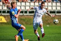 SK Prostějov - FC Baník Ostrava.