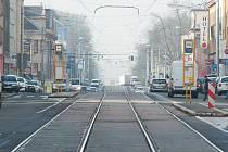 Zastávku Prostorná v Mariánských Horách čeká rozsáhlá rekonstrukce. Posune se více do centra.