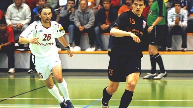 Tomáš Sluka (vpravo)
