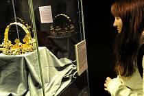 Naposledy si ve čtvrtek večer mohli návštěvníci Ostravského muzea prohlédnout unikátní výstavu věnovanou králi Janu Lucemburskému. Unikátní výstava o králi, který létal, skončila.