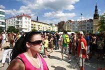 Festival v ulicích 2013