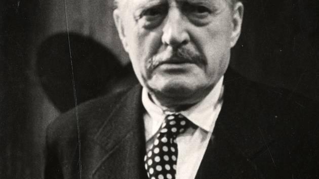 František Benoni, herec a divadelní režisér.