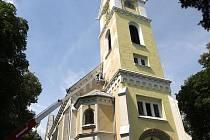 Kostel Panny Marie v Ostravě-Hrabůvce