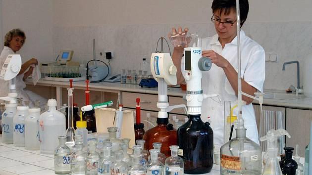 Laboratoř SmVak
