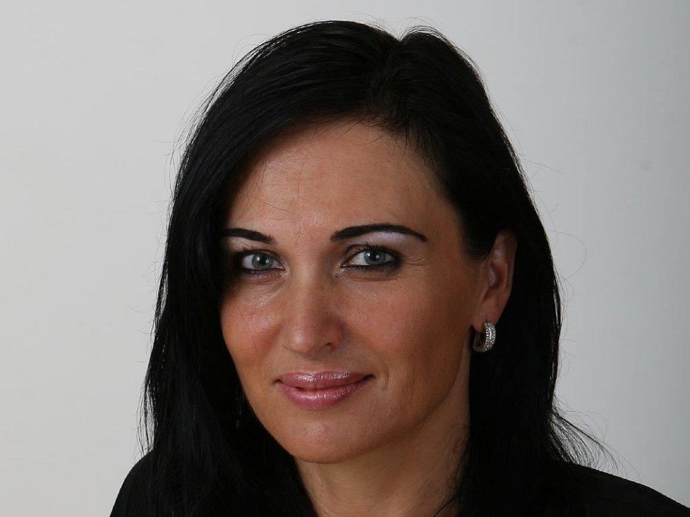Třinecká primátorka Věra Palkovská.