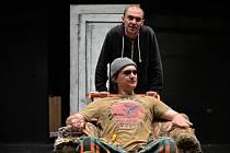 V prvním představení nové sezony uvidí diváci Marka Cisovského a Vojtěcha Lipinu. Snímek je z červnové zkoušky.