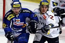 Hokejisté Vítkovic prohráli ve 35. kole extraligy s Kometou Brno 2:3 po samostatných nájezdech.