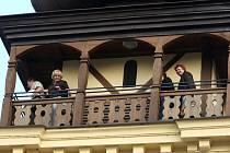 Muzejní noc v Ostravě pravidelně nabízí i vyhlídky z věže staré radnice.