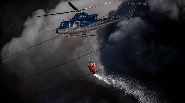 Kvůli pondělnímu (10. května 2021) požáru v areálu autovrakoviště v Ostravě-Vítkovicích byl vyhlášen zvláštní stupeň poplachu. Hustý kouř byl od rána viditelný už zdaleka, a to až do odpoledne.