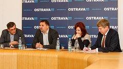 Tiskovka ODS a Ostravaka o koalici.