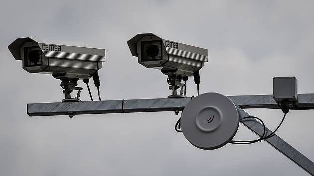 Kamery hlídaly jízdu na červenou od druhé poloviny loňského června.