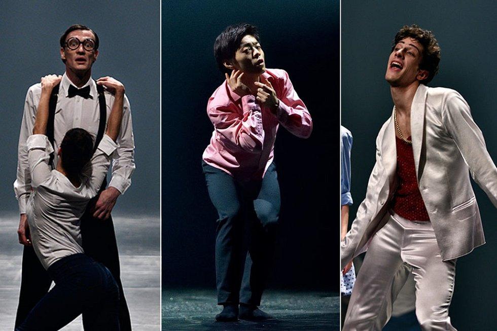 V kategorii balet-muži nominace získali tanečníci Stéphane Aubry, Rei Masatomi a Stefano Pietragalla.