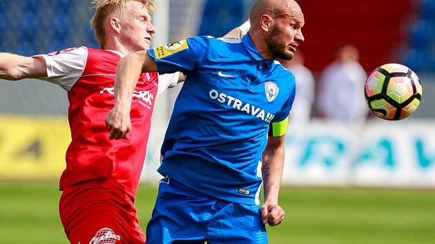 MFK Vítkovice – FK Pardubice 1:0