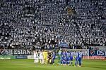 Utkání 8. kola první fotbalové ligy: SK Sigma Olomouc - FC Baník Ostrava 17. září 2021 v Olomouci. (zleva)