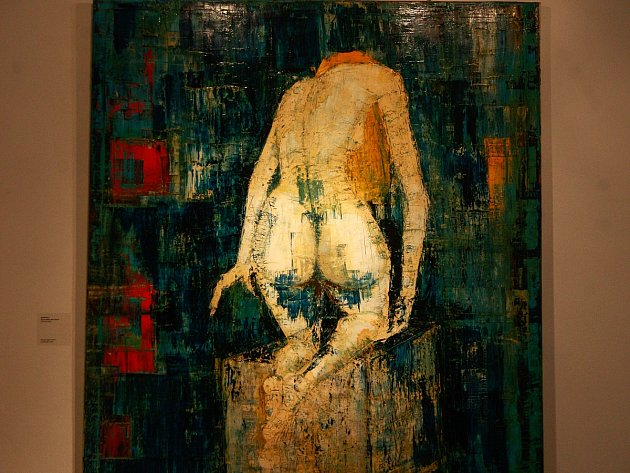 Ukázka z tvorby Miroslava Sabeva.