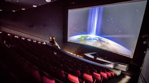 3D kino bylo předloni otevřeno ve Velkém světě techniky.