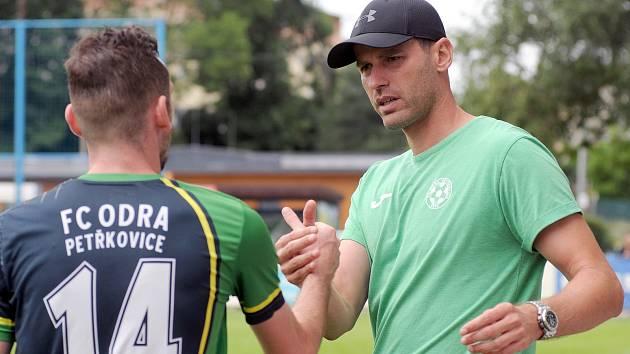 FC Odra Petřkovice – FC Slovan Rosice