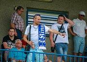 Přípravný zápas z června letošního roku FC Baník Ostrava - MFK Karviná.
