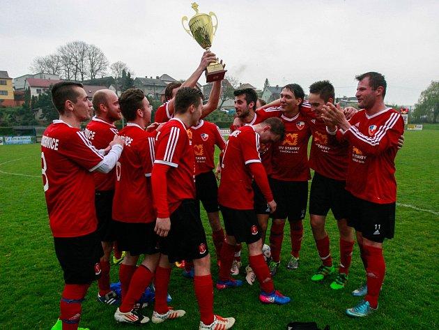 Finále poháru MěFS Ludgeřovice - Heřmanice