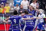 Superfinále play off extraligy žen - 1. SC TEMPISH Vítkovice - FAT PIPE Florbal Chodov, 14. dubna 2019 v Ostravě.