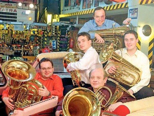 Panther Tuba Band