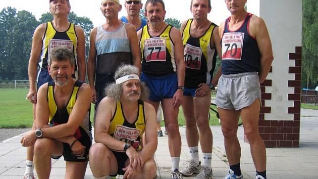 Běžci Maraton klubu Seitl ostrava