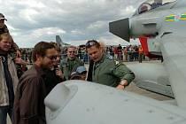 Den NATO na mošnovském letišti přinesl jeho návštěvníkům řadu zajímavých zážitků