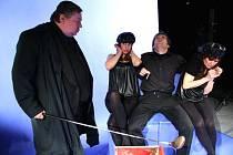 Z inscenace hry Don Juan v Soho