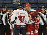HC Vítkovice Ridera – HK Dukla Trenčín 2:1 (0:0, 0:1, 2:0)