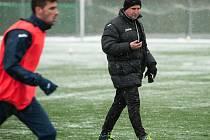 Ilustrační foto. Snímek z letošního tréninku. Zimní přípravu Baník odstartoval v Orlové.