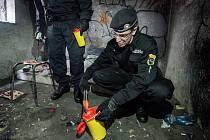 Celorepubliková akce Jehla 2018 , 18. dubna 2018 v Ostravě.
