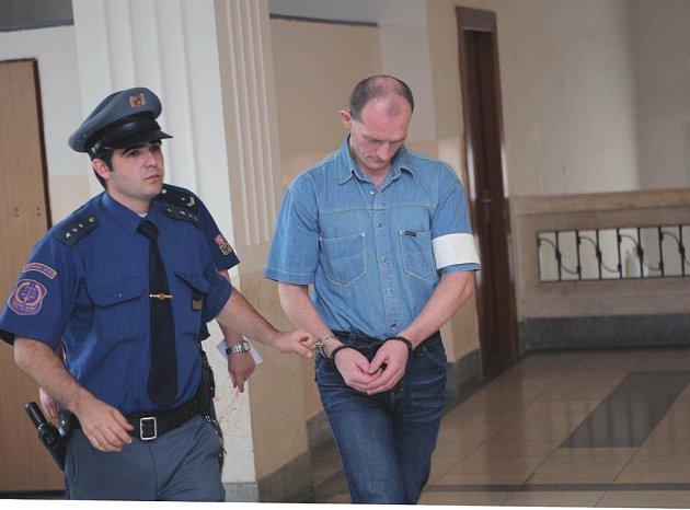 Radomil Šoman u ostravského krajského soudu