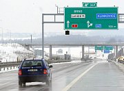 Lidé se seznamovali s novým úsekem dálnice D47 u Klimkovic