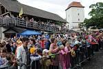 Festival dřeva – zajímavá podívaná zaplnila areál Slezskoostravského hradu