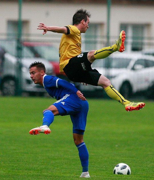 Fotbal Baník - Petřkovice