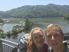 Překročení Dunaje.
