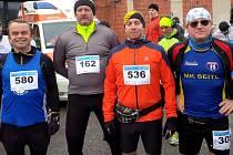 Sběrači maratonů z Česka si nenechali na Nový rok ujít první letošní příležitost zaběhnout si oblíbenou distanci v Chorzówě v Polsku.