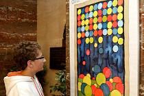Výstava prací seniorů z Kamence na Nové radnici