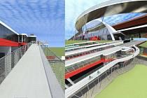 Cyklistická lávka podél Svinovských mostů by se mohla začít stavět za dva až tři roky.