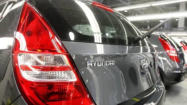 Nablýskaných krasavců se v nošovické automobilce Hyundai letos vyrobí podstatně méně než bylo plánováno. Doplatí na to subdodavatelé