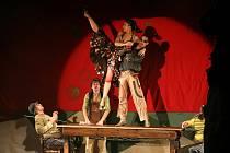 Z představení La Putyka.