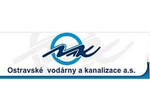 Logo Ostravské vodárny a kanalizace
