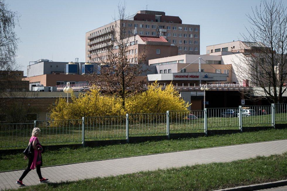Fakultní nemocnice Ostrava.