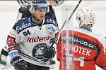Utkání 19. kola hokejové extraligy: HC Vítkovice Ridera - HC Dynamo Pardubice, 17. listopadu 2019 v Ostravě.