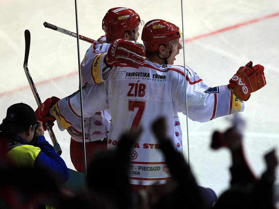 Radost hokejistů.