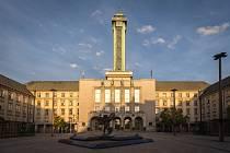 Prokešovo náměstí v Ostravě. Ilustrační foto.