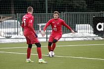 Baník Ostrava - Znojmo 3:0 (0:0)