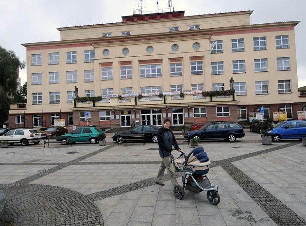 Kulturní dům Akord v Ostravě-Zábřehu
