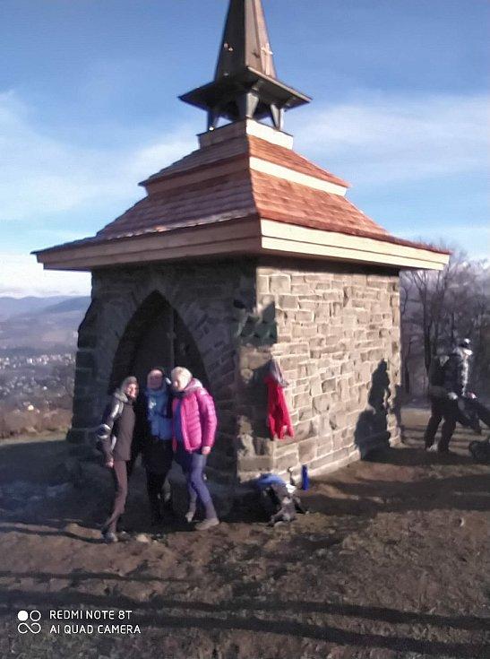 Momentka z hor od Lenky Kožíškové.