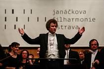 Ilustrační snímek. Foto bylo pořízeno u příležitosti rozhovoru s šéfdirigentem JFO - Heiko Mathias Försterem, v roce 2017.